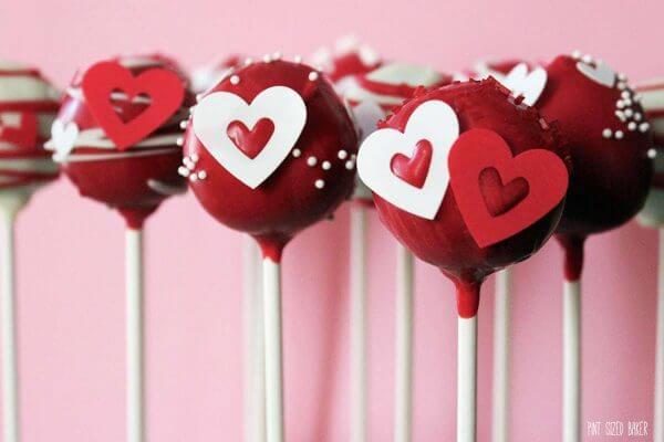 My Valentine Treats - Pint Sized Baker