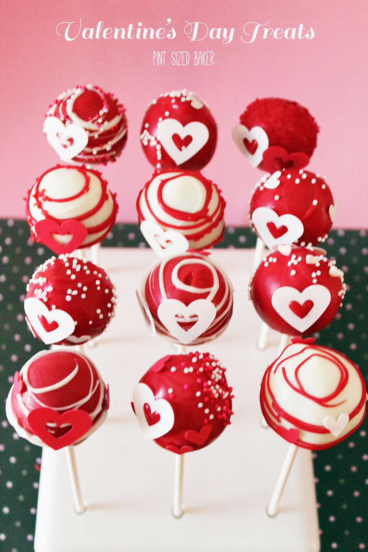 It's a No Bake Valentine Day! My Valentine Treats are perfect to take to school parties, make for your kids, and share with those you love. Hugs and kisses to all!