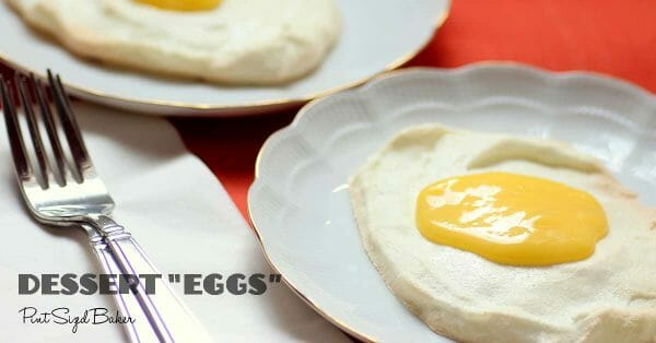 """These """"eggs"""" are going to be a hit for your dessert!"""