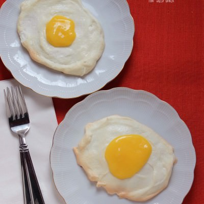 Eggs, Sunny Side Up!