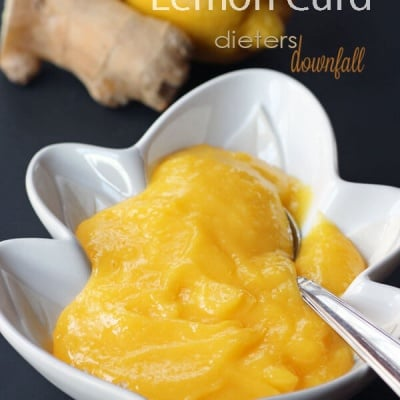 Ginger Lemon Curd