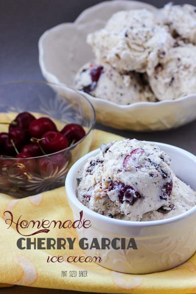 Cherry Garcia Ice Cream