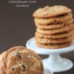 I love a crispy chocolate chip cookie! They are perfect for dunking into a big glass of milk!