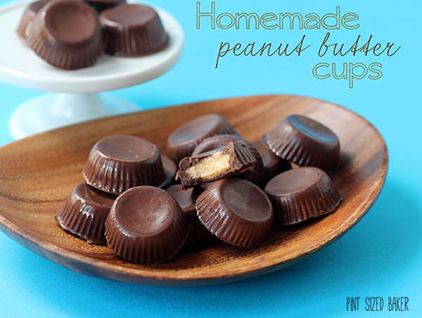 It's easy to make your own homemade peanut butter cups with quality chocolate and peanut butter.