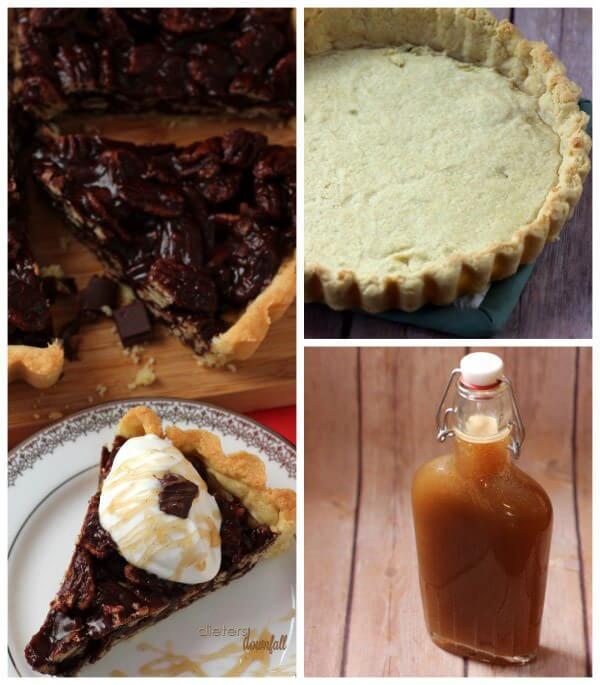 Three easy recipes to one amazing dessert.