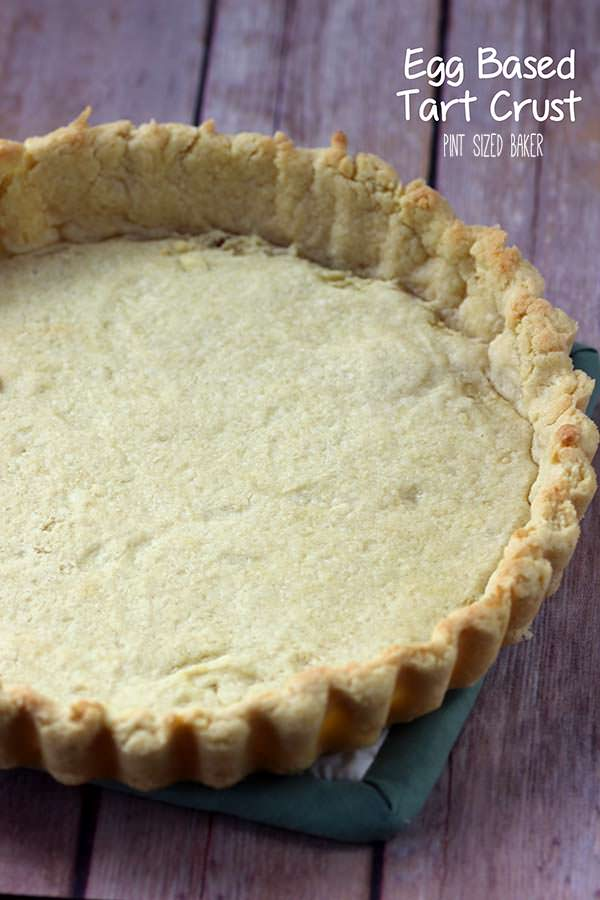 Egg based Tart Crust (20)