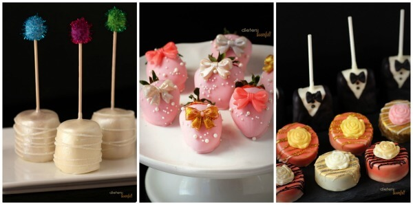 4 perfect no-bake desserts that are gonna blow your guests away! from #dietersdownfall.com