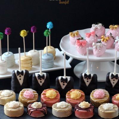 No-Bake Dessert Table