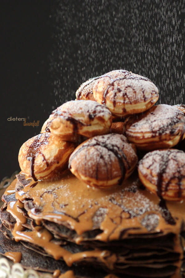 """Pour Some Sugar on ME!"" It just wouldn't be dessert if it wasn't covered in sugar! from #dietersdownfall.com"