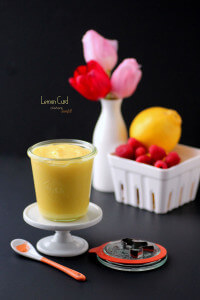 Simple, Delicious, Lemon Curd. Perfect for desserts. from #DietersDownfall.com
