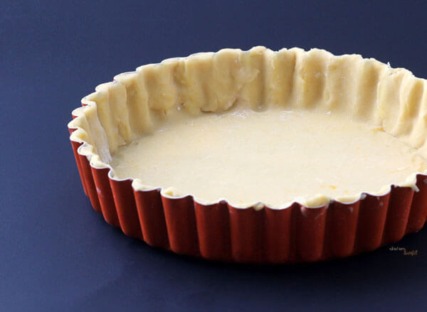 Pate Sucree 10 inch tart shell. from #dietersdownfall.com