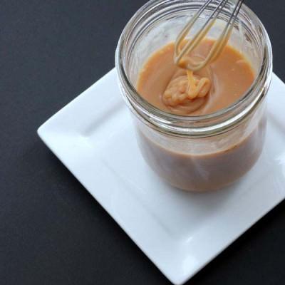 Soft Caramel Sauce