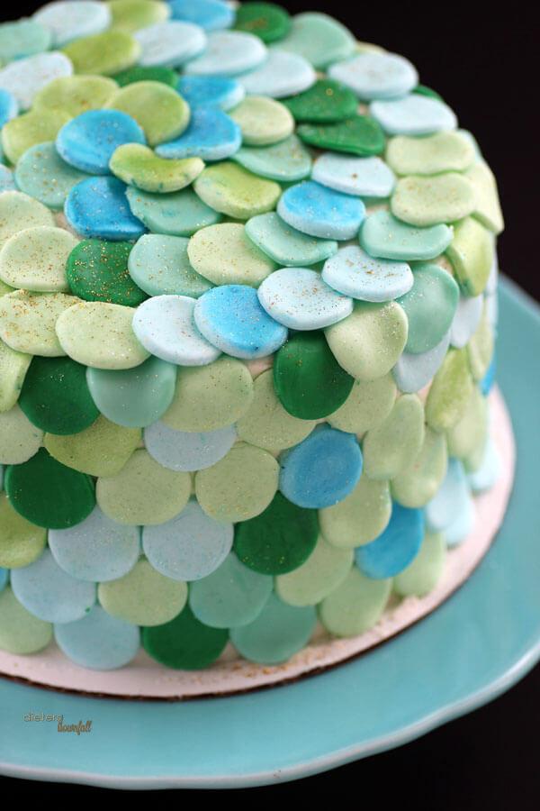 1 dd Mermaid Cake (14)
