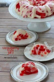 Strawberry Soda Jell-o