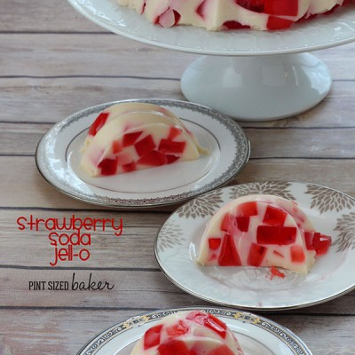 Strawberry Soda Jell-o