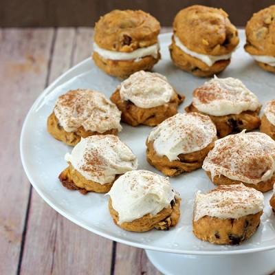 Pumpkin Date Cookies #OXOGoodCookie