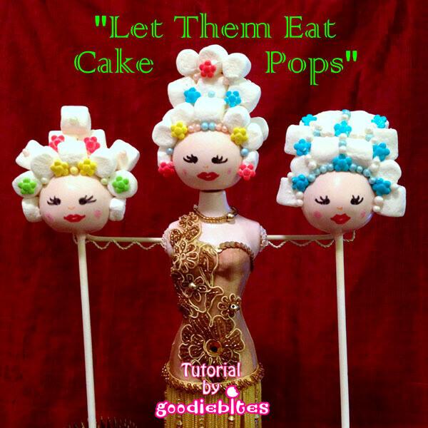 Truffle S Mores Cake Pops