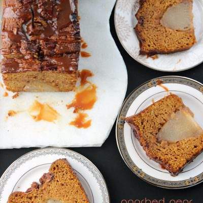 Pear and Pumpkin Bread