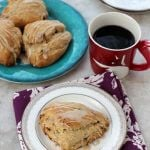 Easy, Small Batch Maple Pecan Scone Recipe