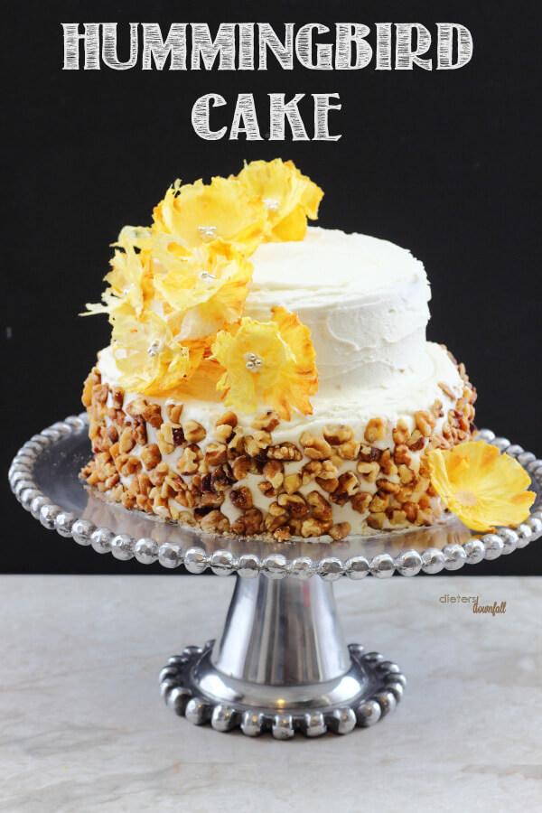 Hummingbird-Cake