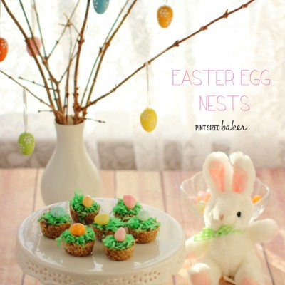 Easter Egg Nest Recipe – Gluten Free