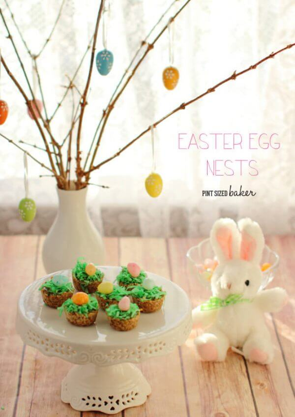 Easter Egg Nest Recipe - Gluten Free