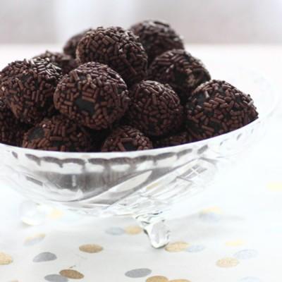 Chocolate Whisky Balls