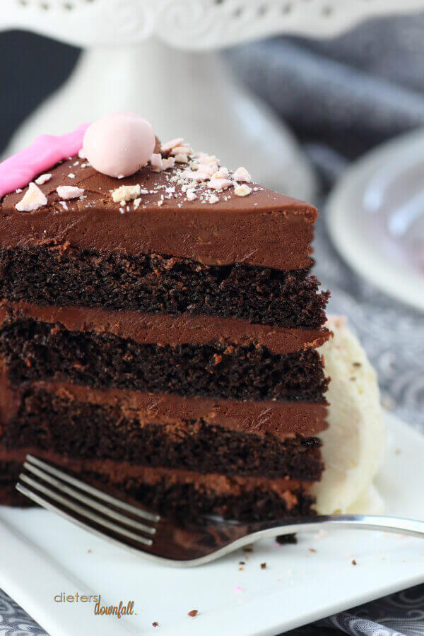 Rich, chocolaty flavor spiked with a fun kick of malted milk mixed in.