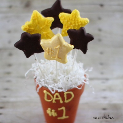 SuperStar Fruit Pops for Your #1 Dad