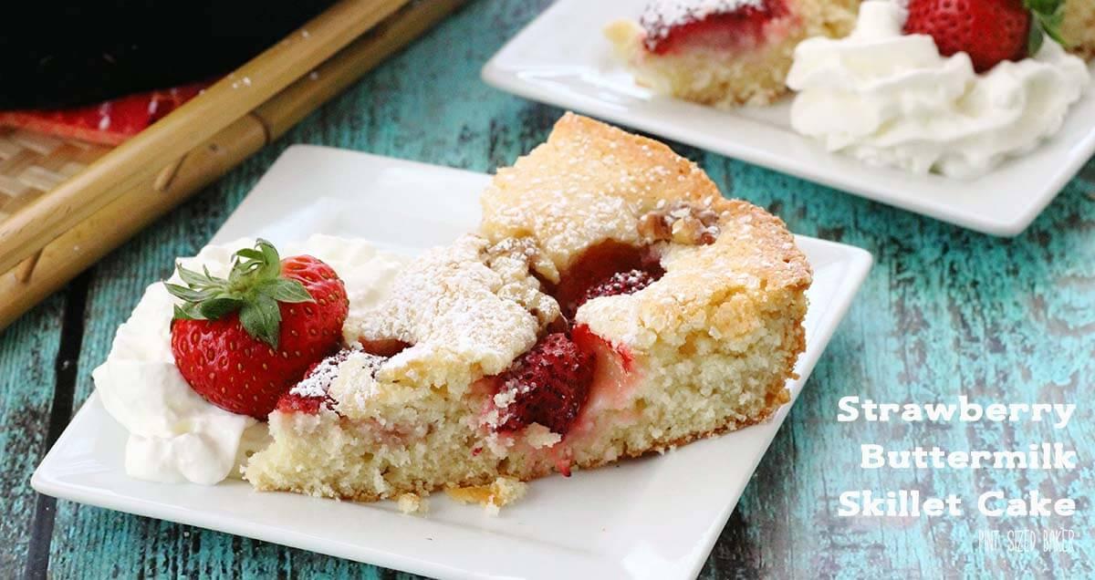 Gluten Free Strawberry Jello Cake
