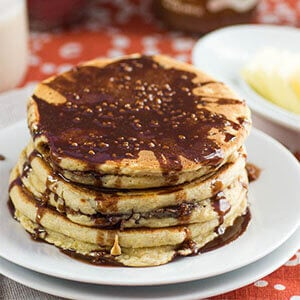 Ikea Hack Stuffed Pancakes