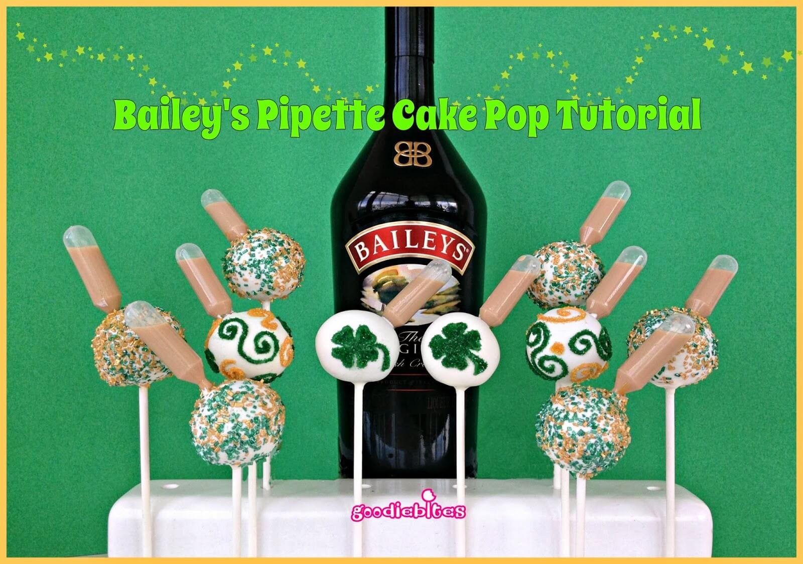Bailey's Cake Pops