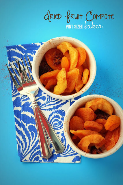 WLW – Dried Fruit Compote