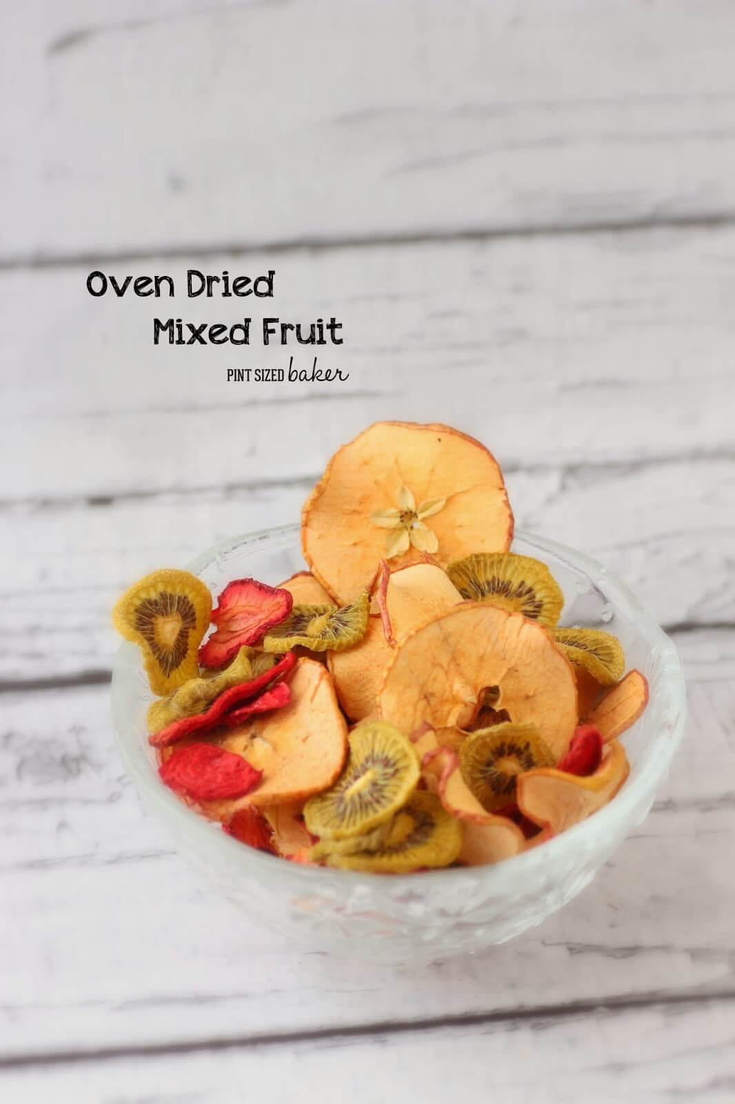 Oven Dried Mixed Fruit