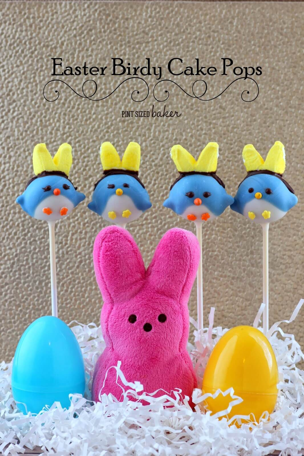 Spring Birdies Ready for Easter