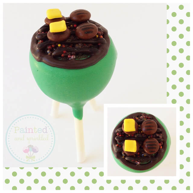 Grill Cake Pop Tutorial
