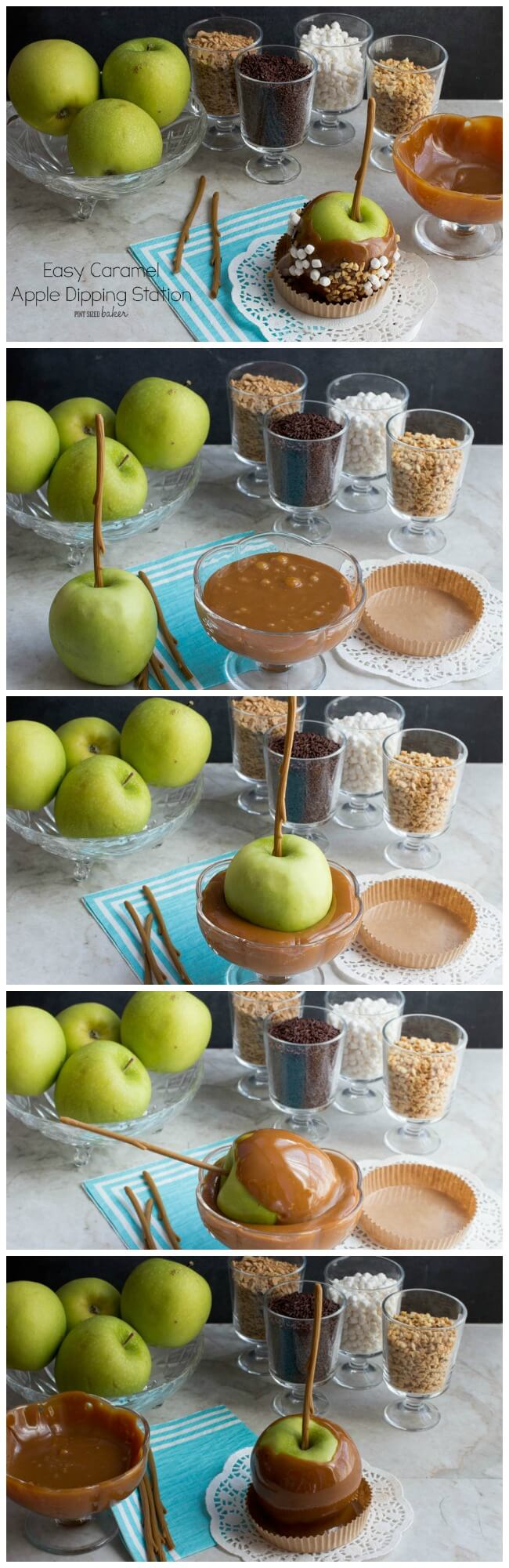 Caramel apples can be a pain. Get the right tools to make beautiful caramel apples this fall.