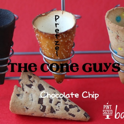The Cone Guys Ice Cream Speciality Cones
