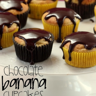 Chocolate Banana Fun-da-Middles