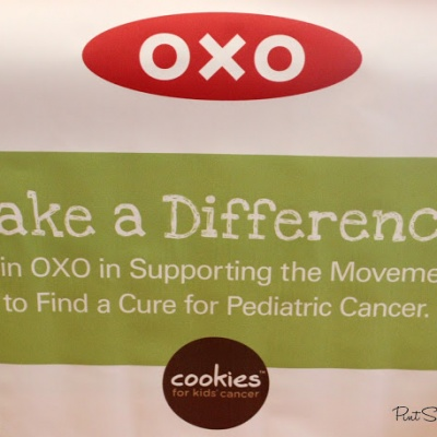 Cookies for Kids' Cancer – Be a Good Cookie