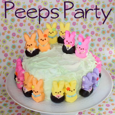 Easter Peeps in their Finest