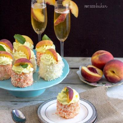 Peach Bellini Merveilleux