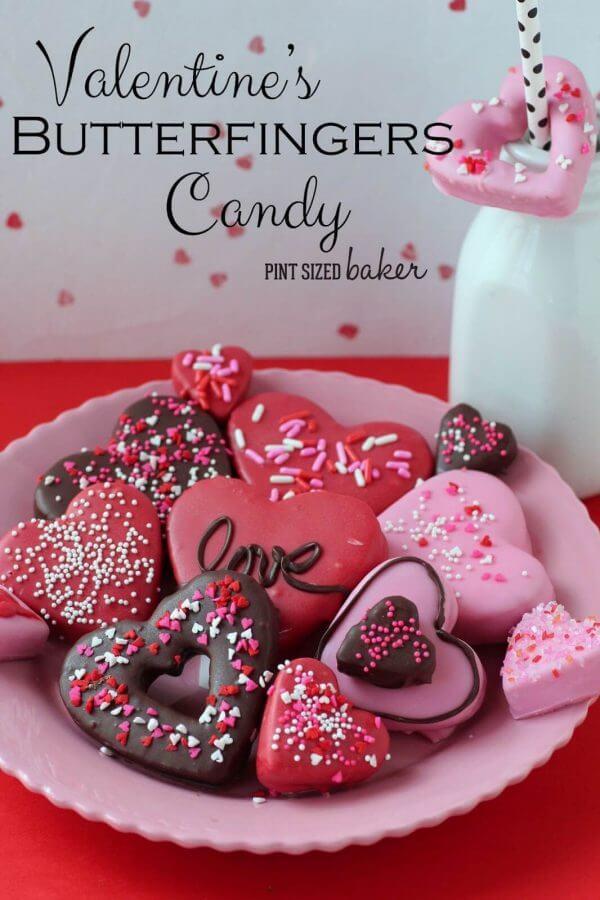 Sweet Valentine Desserts - Pint Sized Baker