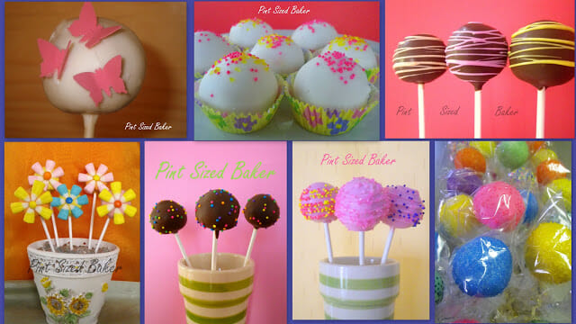 Cake Pops – Blast From the Past