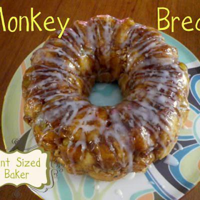 Apple Spice Monkey Bread
