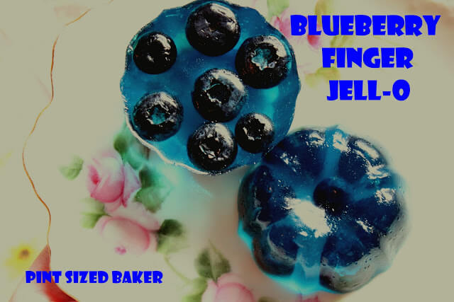 Blueberry Jell-O