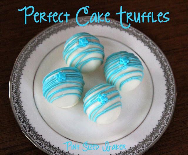 Perfect Cake Truffles