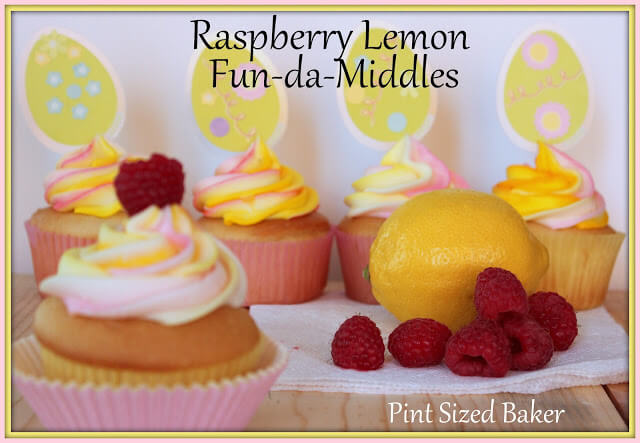 Raspberry Lemon Fun-da-Middles