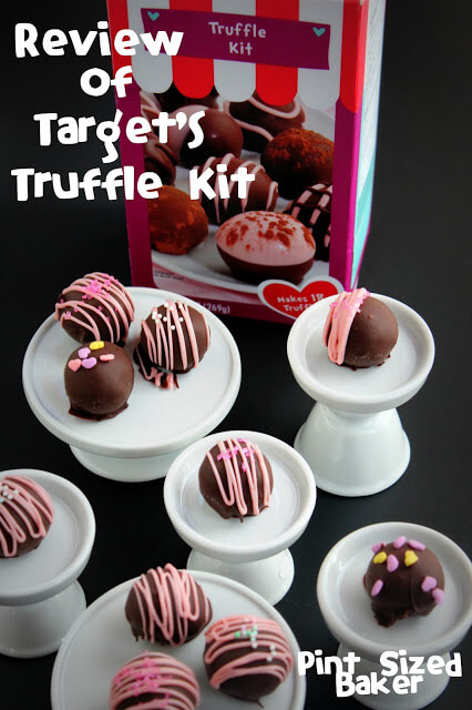 Review of the Target Truffle Kit