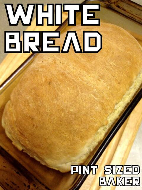 Peeta's White Bread